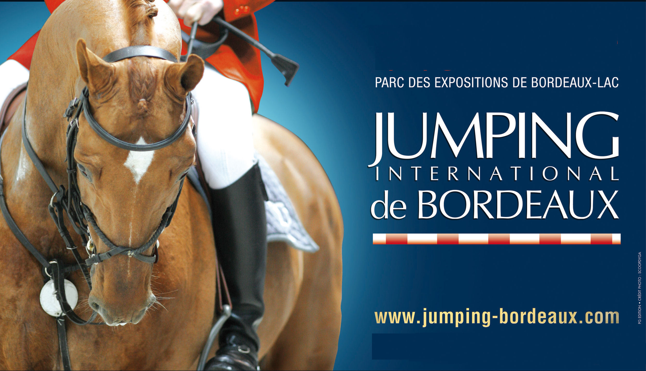 JUMPING INTERNATIONAL location plantes